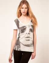 Amplified Jim Morrison T-Shirt
