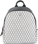 MCM printed backpack