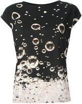 Paul Smith bubble print T-shirt