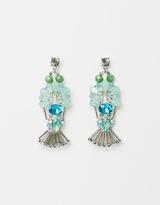 Byzantine Earrings Jade