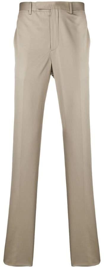 Officine Generale straight-leg trousers