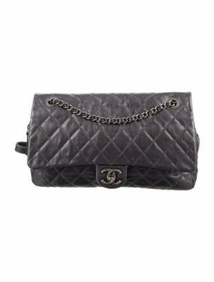 Chanel Chic Caviar Flap Bag Metallic