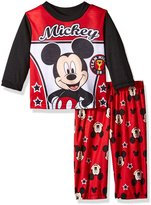 "Disney Mickey Mouse Baby Boys' ""Team 28"" 2-Piece Pajamas"