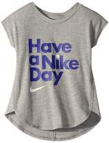 Nike Kids Have A Girl's T Shirt