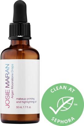 Josie Maran Argan Moonstone Drops Makeup Priming and Highlighting Oil