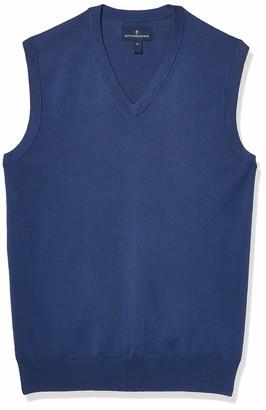 Buttoned Down Men's Standard 100% Supima Cotton Sweater Vest