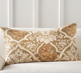 Pottery Barn Juliana Floral Print Pillow Cover