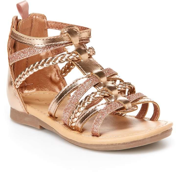 b1c163451e337 Fenna Toddler Girls' Gladiator Sandals
