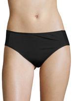 Tommy Bahama Solid Mesh Bikini Bottoms