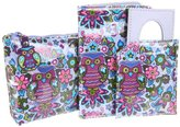 Nick & Nora Women's Deluxe Ornate Owls N11056Dt Clutch