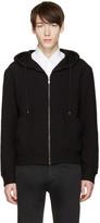 Calvin Klein Collection Black Pelver Hoodie