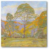 Asstd National Brand Golden Trees I Canvas Wall Art