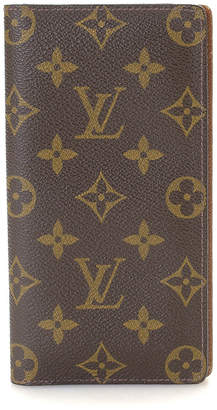 Louis Vuitton Monogram Breast Pocket Wallet - Vintage