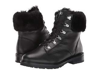 Lauren Ralph Lauren Lanescot (Black/Black) Women's Shoes