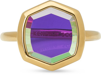 Kendra Scott Davis 18k Gold Vermeil Cocktail Ring