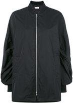 Dries Van Noten oversized bomber jacket