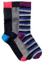 Ted Baker Marz Crew Socks - Pack of 3