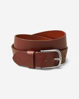 Eddie Bauer Men's Leather Jean Belt