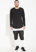 Forever 21 FOREVER 21+ Cayler & Sons Contrast-Paneled Sweatpants