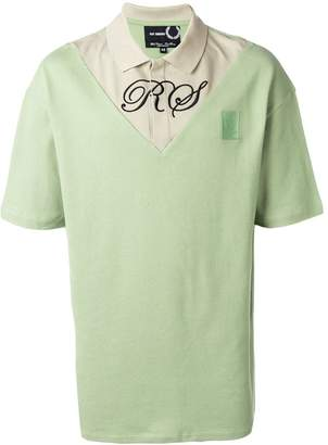 Fred Perry logo polo shirt
