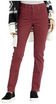 NYDJ Sheri Slim in Grenache (Grenache) Women's Jeans