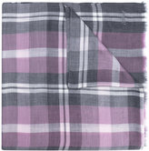 Brioni tartan scarf - men - Cashmere - One Size