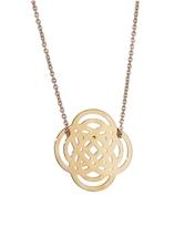 ginette_ny Mini Infinity Necklace
