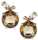Banana Republic Apple Jeweled Stud Earring