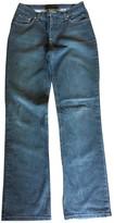Roberto Cavalli Green Cotton - elasthane Jeans for Women