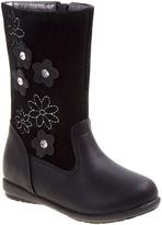 Josmo Black Floral Boot