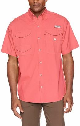Columbia Men's Big & Tall Bonehead Short Sleeve Shirt