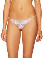 Mara Hoffman Reversible Diamond Strap Bikini Bottom