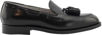 Alden Mens 664 - Tassel Loafers - Black Shell Cordovan