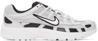 Nike Grey P-6000 Sneakers