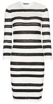 Alexander McQueen Striped Dress