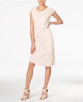 Bar III Asymmetrical Sheath Dress, Created for Macy's