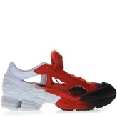 Adidas By Raf Simons Leather And Mesh Sneakers Rs Replicant Ozweego