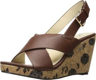 Annie Shoes Women's Hypo Drive W Espadrille Wedge Sandal