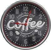 WESTCLOX NYL32902, It's Time for Coffee Clock