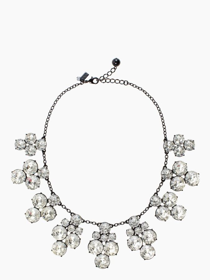 Kate Spade Steal the spotlight statement necklace