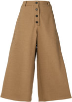 Societe Anonyme Ring My Bell trousers - women - Cotton/Wool - 40