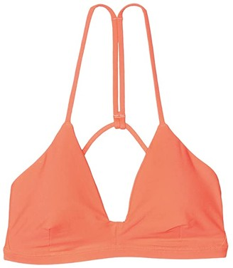 Hurley Adjustable Surf Top (Red Orbit) Women's Swimwear