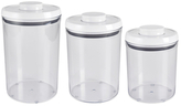 OXO POP Round Canister Set (3 PC)