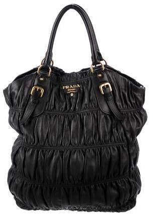 1fa3c3744109 Prada Gaufre Bag - ShopStyle