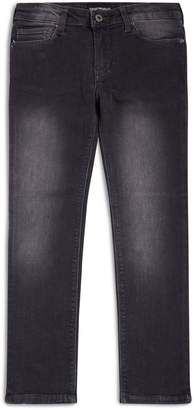 Emporio Armani Washed Skinny Jeans