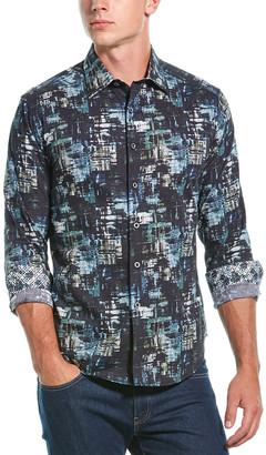 Robert Graham Idlewild Classic Fit Woven Shirt