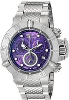 Invicta Men's 20154 Subaqua Analog Display Swiss Quartz Silver Watch