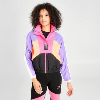 Puma Women's Tailored for Sport OG Retro Track Wind Jacket
