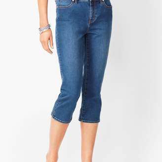 Talbots Denim Pedal Pushers - Liberty Wash