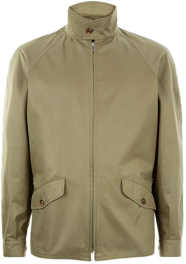 Grenfell Golfer Wool Jacket